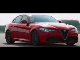 Alfa Romeo Giulia - La meccanica delle emozioni