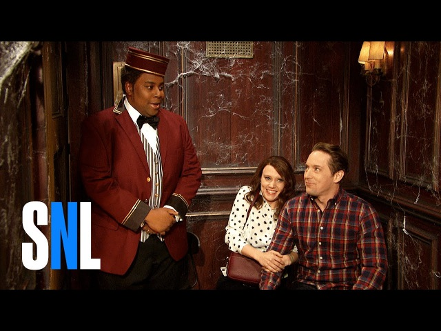 Saturday Night Live - Haunted Elevator (with Tom Hanks)