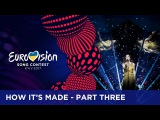 How It's Made Part Three: Props at the Eurovision Song Contest