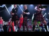 XeniaEduardValeria.'Hideawey'.The Voice Kids Russia 2015.