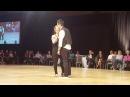 Jordan Frisbee Tatiana Mollman strictly swing GNDC 2017