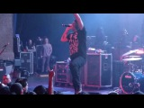 36 Crazyfists - I'll Go Until My Heart Stops LIVE San Antonio 31616