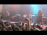 36 Crazyfists - Slit Wrist Theory LIVE San Antonio 31616