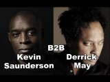 Tracklist 26 Derrick May b2b Kevin Saunderson @ Movement Festival Detroit Hart Plaza Day 3 27 05
