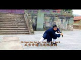 Wu Dang dan Dao Fei Long 3 Swords