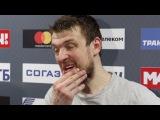 Алексей Терещенко после четвертого матча серии