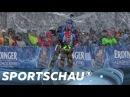 Sturz von Peiffer und Schempp in der Biathlon-Verfolgung | Sportschau