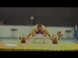 Ашот Даниелян - 215 кг +262,5 кг