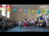 День знаний на линии фронта: как прошел праздник 1 сентября в Красногоровке