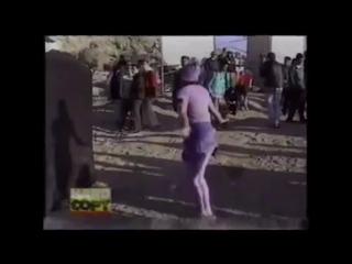 Desert rave news report on Hard Copy, 1996