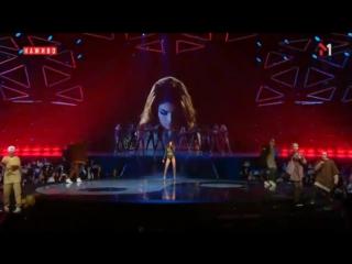 Michelle Andrade  Mozgi - Amor (M1 Music Awards) премия Мишель Андреде и мозги Потап Позитив