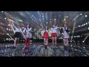 170221 Red Velvet - Interview + Encore @ SBS Inkigayo