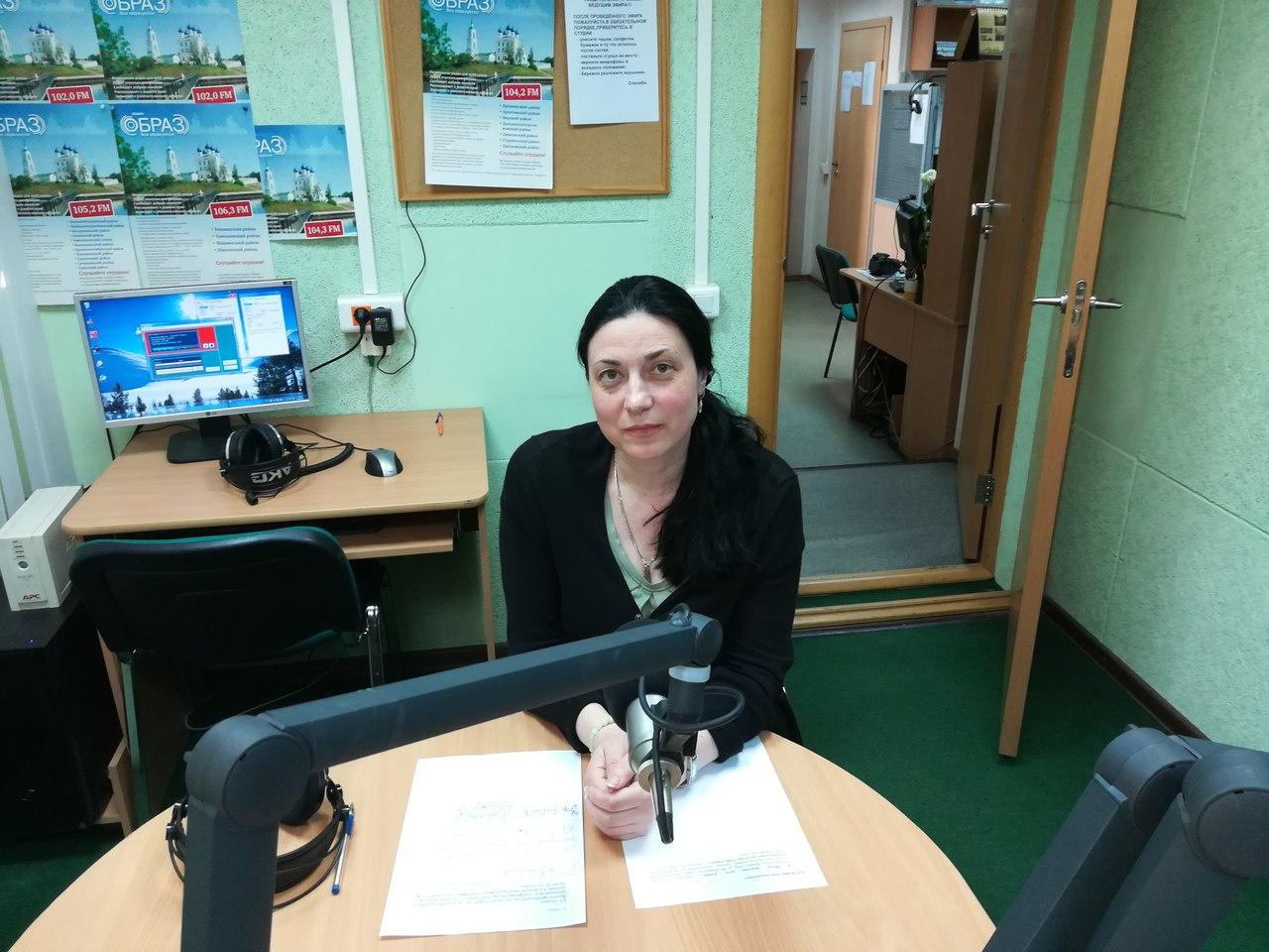 """Интервью на радио """"Образ"""" от 16.06.2017г."""