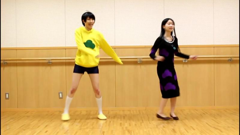 おそ松さんじょし松さんで踊ってみた【Lv.8+α】 sm29787492