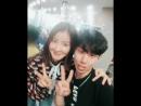 11.07.2017 LeeSiYoung на вечеринке по случаю окончания дорамы Хранители