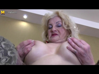 Naughty granny playing with her hairy pussy free porn 12 nl