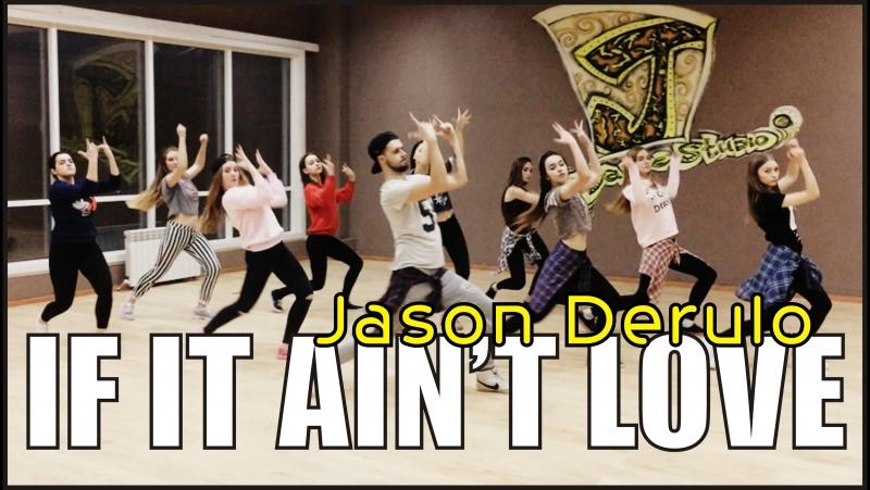 Jason Derulo - If it aint love (ver.2) | choreography by Vladimir Osipenko