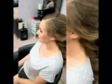 Причёска макияж