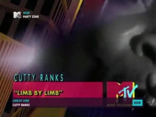 CUTTY RANKS - Limb By Limb MTV 1995 - MTV Adria Air
