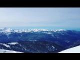 Роза Пик высота 2320м. над уровнем моря