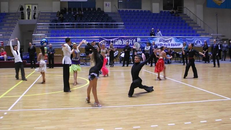 Prolisok Cup-2017, полуфинал, румба