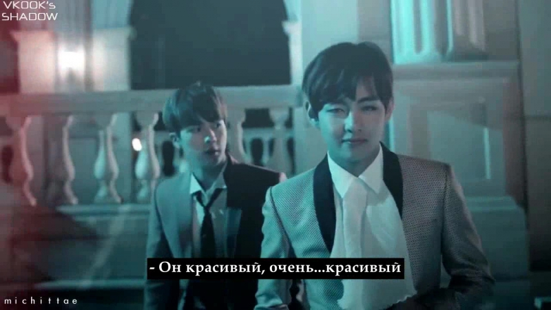 [ русс.суб ] [ taekook au ; over ] – killing stalking inspired