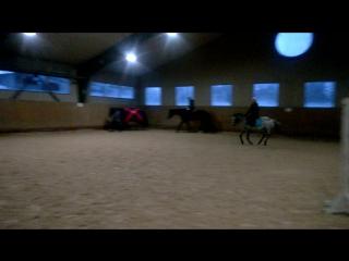 Покахонтес 2011  прыжки