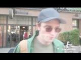 09 августа 2017 - Роберт выходит из отеля в Нью-Йорке, США