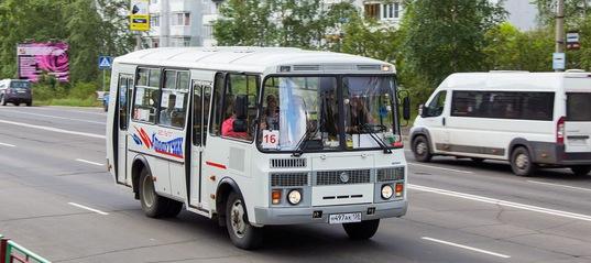 Автобусная неразбериха в Усть-Илимске