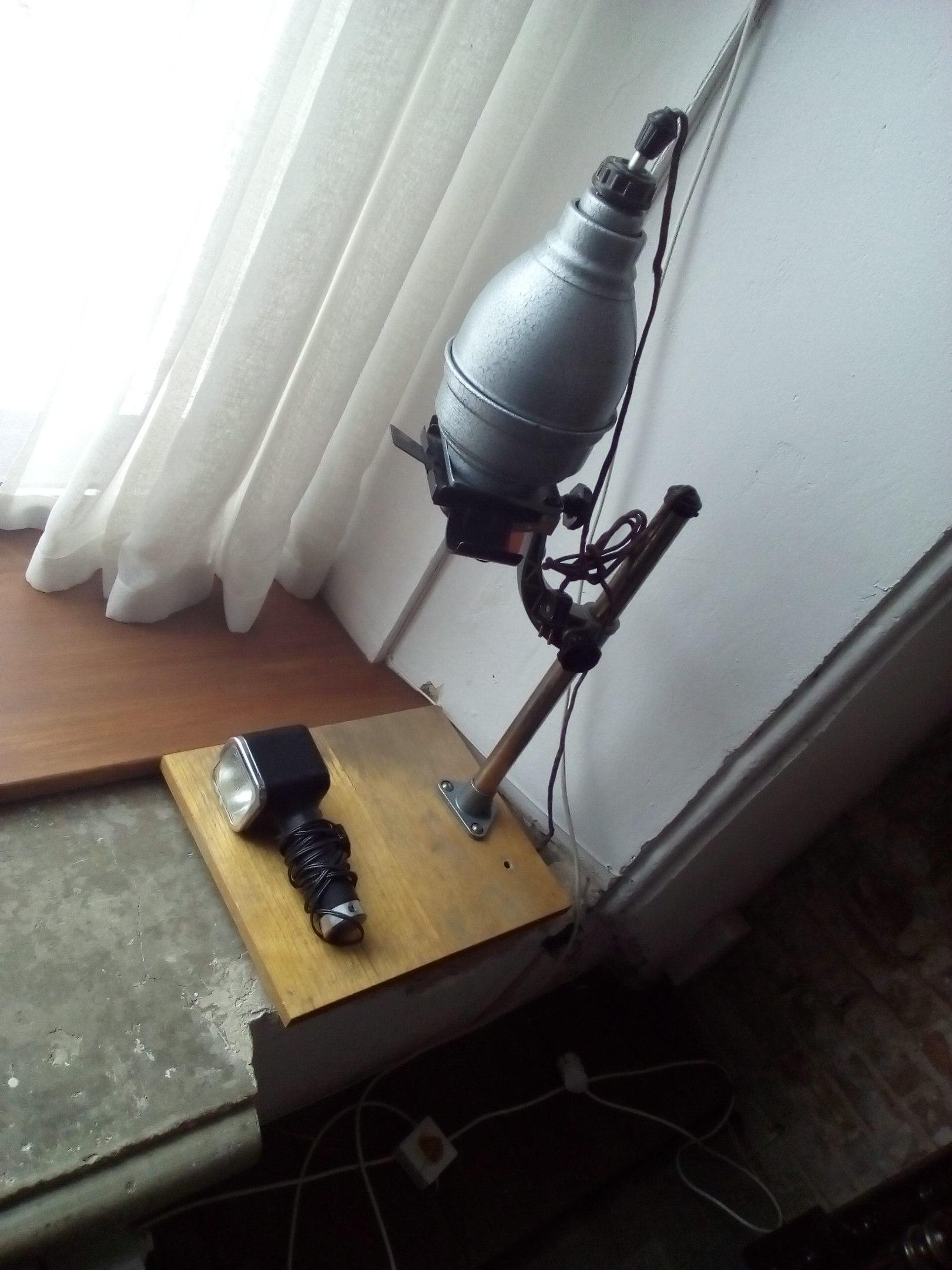 Работает музей старинной техники (27.02.2017)