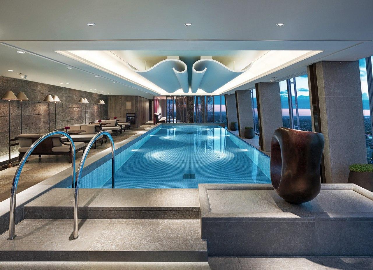 бассейн в Лондоне, самые красивые бассейны мира