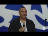 Russell Peters: Almost Famous | О русском языке (Озвучено LEOrec)