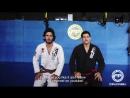Felipe Pena and #Servio_Tulio calf lock from inverted DeLaRiva #техники_за_200