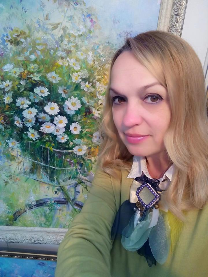 Украина скарупская елена член союза художников