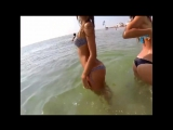 Лето, Пляж, Красивые Девушки, Казантип