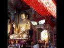 Небольшой буддисткий храм