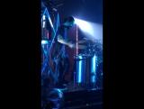 Tom Kaulitz  - Drums set - Dream Machine 2017 Tour