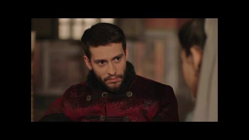 Кесем говорит Ахмеду что не хочет его с кем-то делить / великолепный век кесем
