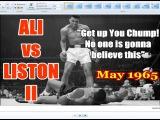 Muhammad Ali vs Sonny Liston II 21st of 61 - May 1965 - Extended Version -