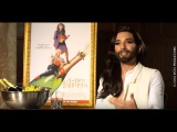 Absolutely Fabulous - Interview with Conchita Wurst (English &amp Russian subtitles)