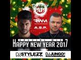 DJ JunGo, DJ StyleZZ - Happy New Year 2017, Papa!