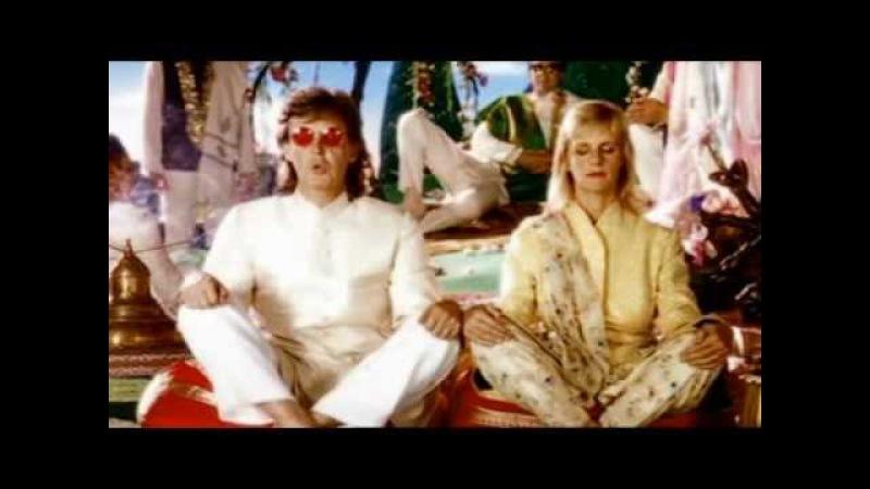 Paul McCartney This One (Music Video 1989)