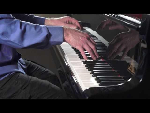'Joueur de Harpe' Op.34 No.8 Jean Sibelius - P. Barton, FEURICH 218 piano