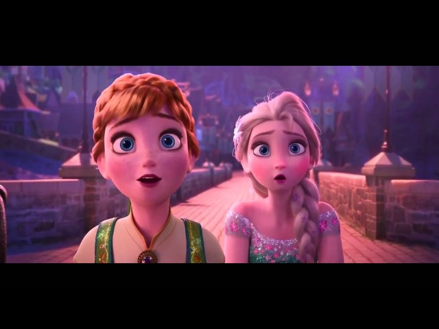 Frozen Fever Part 2 HD ENGLİSH