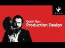 Stanley Kubrick | Production Design | Quick Tips