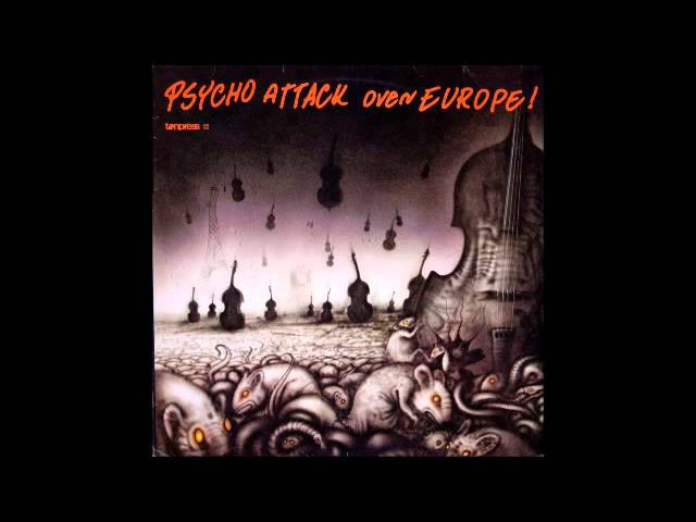 Psycho Attack Over Europe - 02 - Voodoo Dolls - Vampire Ville