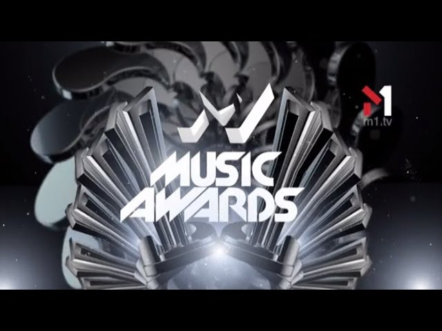 M1 Music Awards. ІньЯн - 10.12.2016