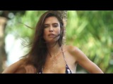 Bianca Balti Invites You To Explore Her Tropical Paradise | Intimates | Sports Illustrated Swimsuit
