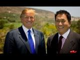 Дональд Трамп и Роберт Кийосаки рассказывают о бизнесе, борьбе  с трудностями и воле к победе  JEUNESSE GLOBAL