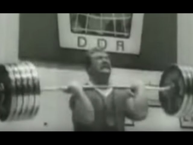 1966 World Weightlifting Championships.